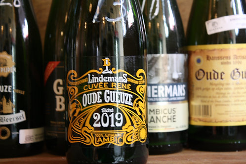 Lindemans Cuvee Rene Oude Gueuze