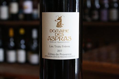 """Domaine des Aspras """"Les Trois Freres"""" Rouge"""