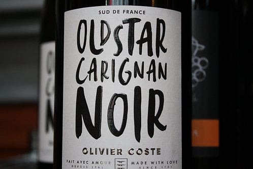 Olivier Coste Old Star Carignan