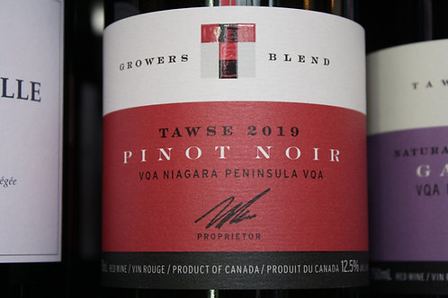 Tawse Winery Growers Blend Pinot Noir