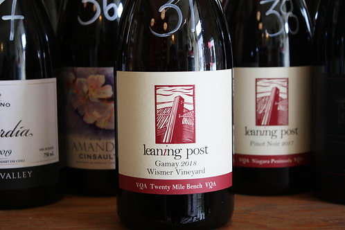 Leaning Post Gamay