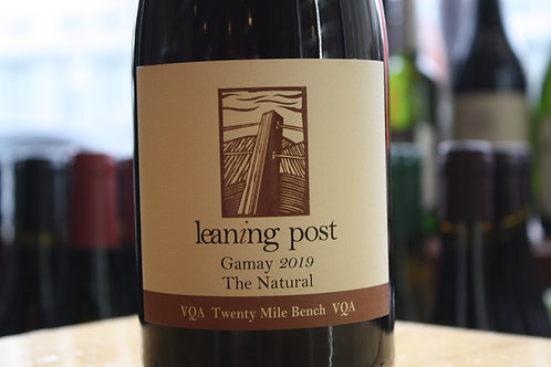 Leaning Post The Natural Gamay