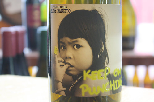 "Testalonga El Bandito Baby Bandito ""Keep on Punching"""