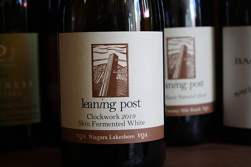 Leaning Post Clockwork Skin Fermented White
