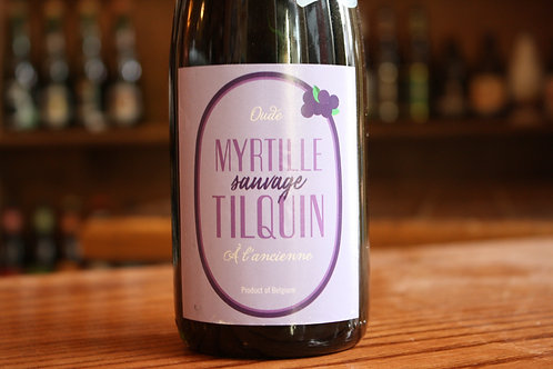 Tilquin Myrtille Sauvage a L'Ancienne 375ml