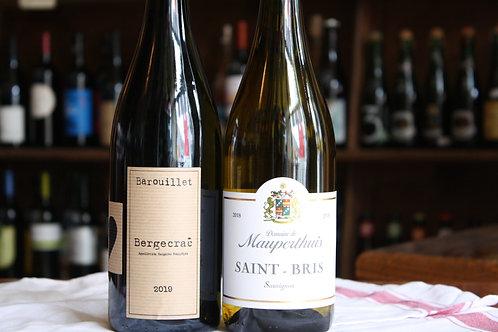 Domaine de Mauperthuis Skin Fermented Sauvignon Blanc