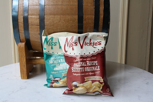 Miss Vickie's Kettle Chips