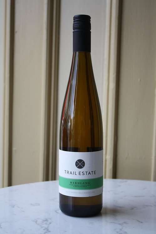 Trail Estate Unfiltered Riesling