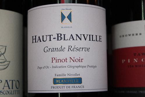 Chateau Haut-Blanville Grand Reserve Pinot Noir