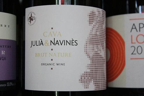 Julia & Navines Cava Brut Nature