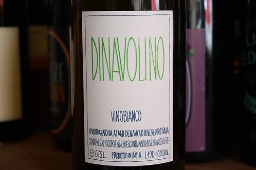 """Denavolo """"Dinavolino"""" Vino Bianco"""