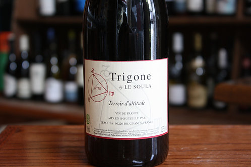 "Le Soula ""Trigone"" Rouge, lot 18"
