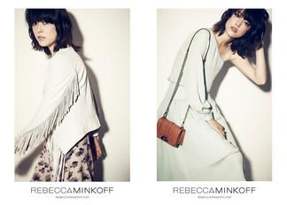 Rebecca Minkoff Campaign — Makeup