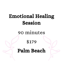 Palm Beach South Gold Coast Emotional Healing Session