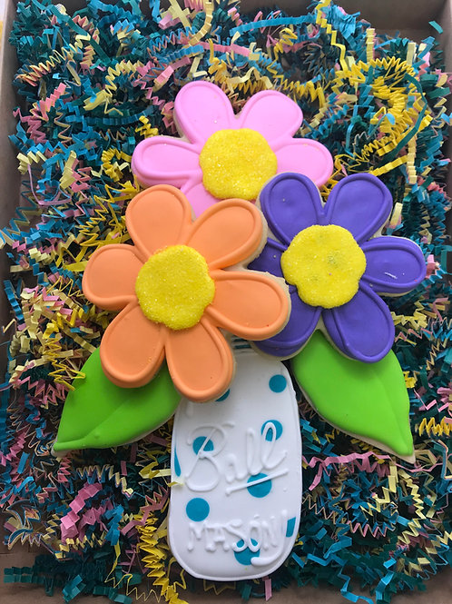 "Cookie ""Bouquet"""