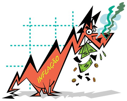 RISK OF THE INFLATIONARY ENVIRONMENT - Illustrator: Grego
