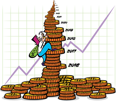 LONG TERM INVESTMENTS - Illustrator: Grego