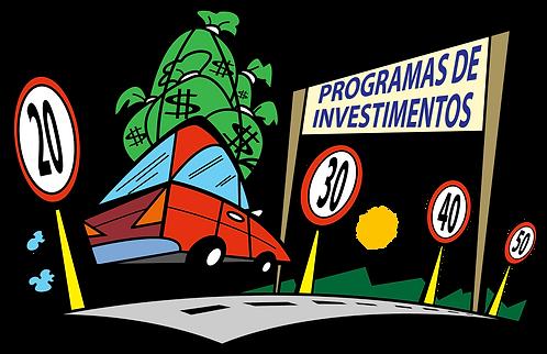 INVESTMENT PROGRAMS - Illustrator: Grego