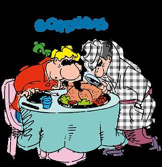 FATS - Illustrator: Grego