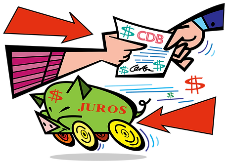 CDB AS AN ALTERNATIVE INVESTMENT - Illustrator: Grego
