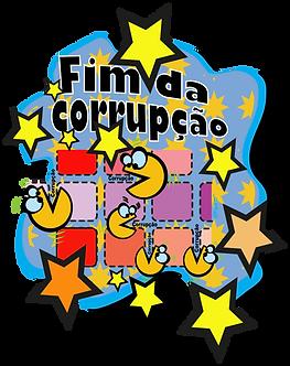 PRINT: END OF CORRUPTION - Illustrator: Grego