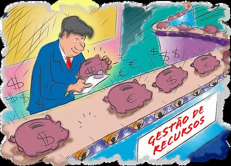 RESOURCE MANAGEMENT - Illustrator: Grego