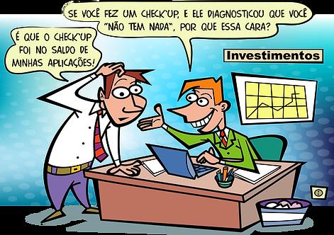 INVESTMENT DIAGNOSIS - Illustrator: Grego