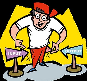 INVESTMENT INPUT OUTPUT - Illustrator: Grego