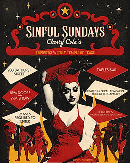 Sinful Sundays at Cherry Cola's Burlesque Poster.jpg