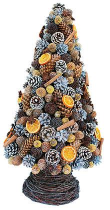 Winter Tree: Orange Slice (available in 3 sizes)