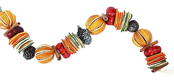 Christmas Orange Garland (available in 2 lengths)