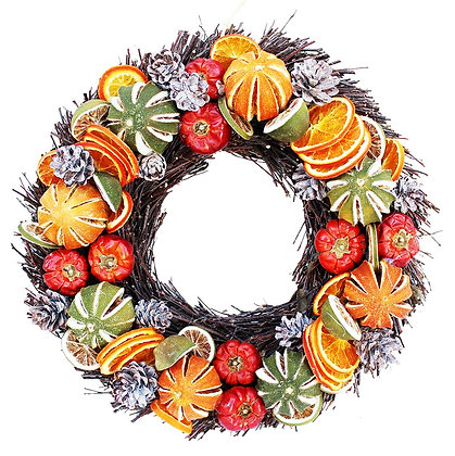 Fruit Twig Circle (2 sizes available)