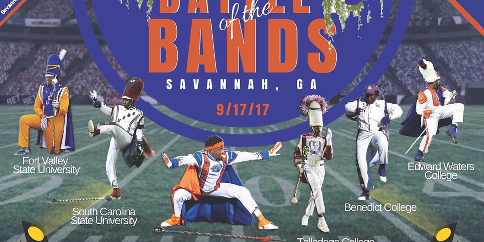 1st Annual Marsh Madness Battle of the Bands