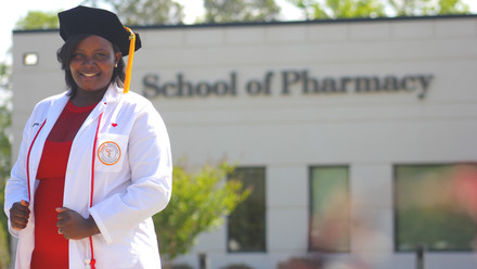 Why soon-to-be Dr. Angela Scott is an inspiration to us all