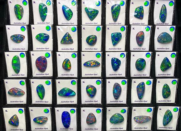 Opal Triplet Free Form G12