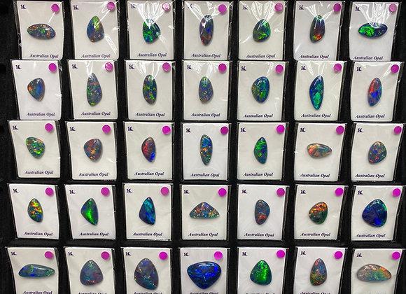 Opal Triplet Free Form G5