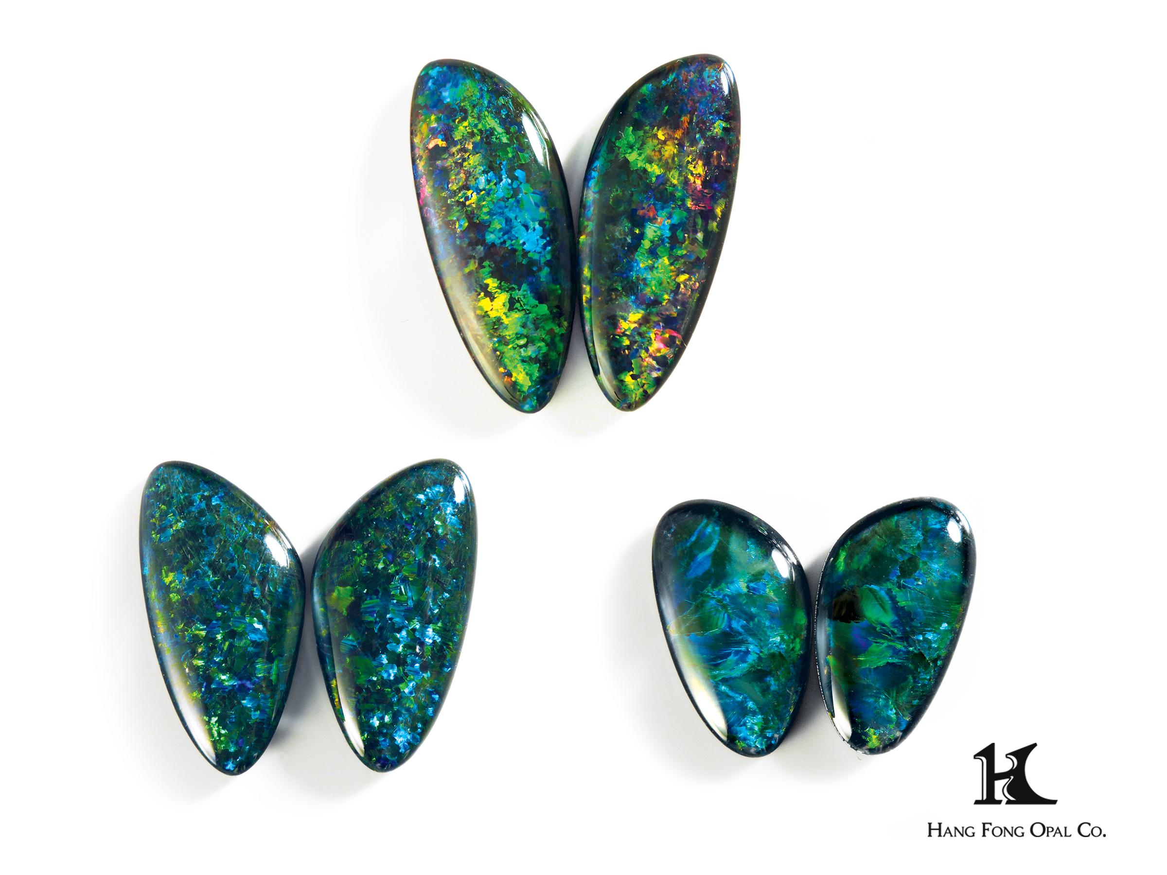 Opal Triplet Pairing, Opal Triplet