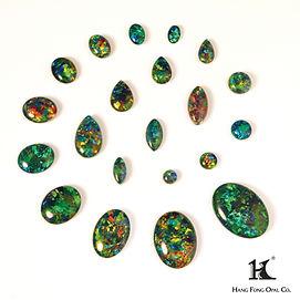 Australian Opal, Opal Triplet, Opal Doublet, Solid Opal, Size Opals