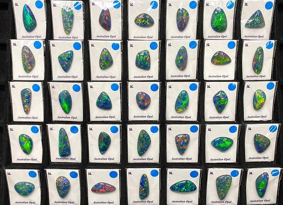 Opal Triplet Free Form G10