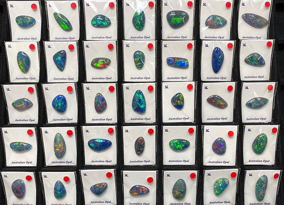 Opal Triplet Free Form G6