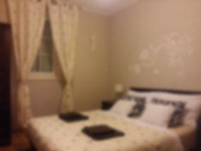 Luce apartman - hálószoba