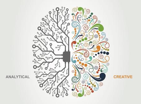 How creativity powers science.