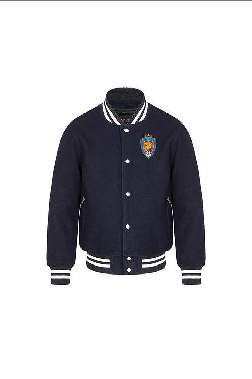 KNSC Varsity Melton Jacket