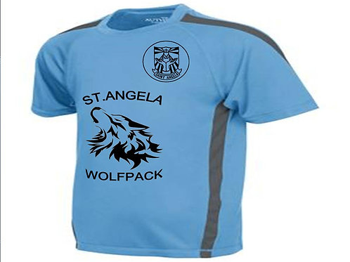 WOLFPACK ATHLETIC JERSEY