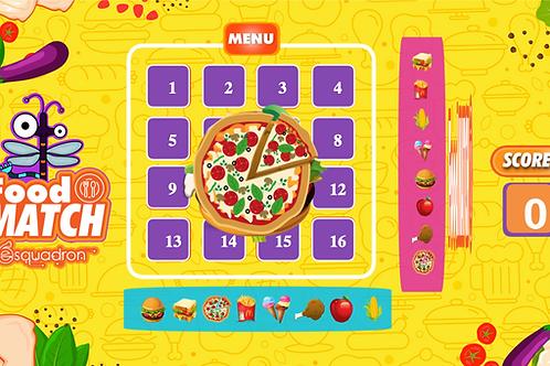 GAME: Food Match