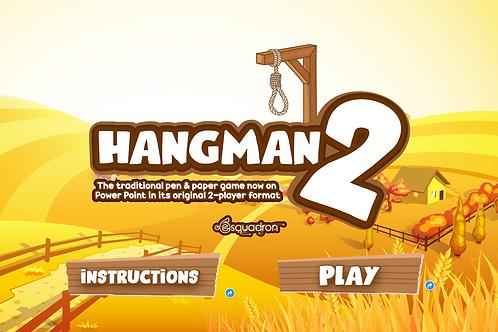 GAME Hangman 2: Juego del Ahorcado 2