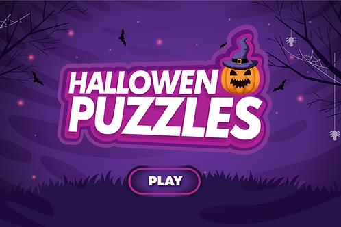 GAME: Hallowen Puzzle