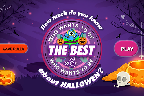 GAME: How much do you know about Hallowen ?