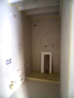 WC - noch fertig zu stellen