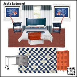 Jack's Bedroom